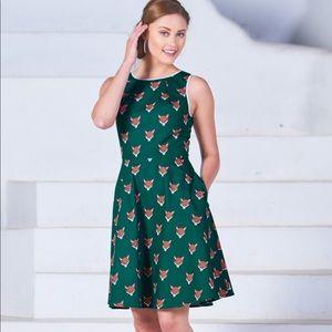 Eshakti Fox Dress